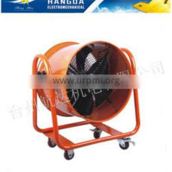 550w New designed single-phase ventilateur 220v with 1380rpm