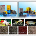 CE Approved Automatic Fish Feed Pellet Machine