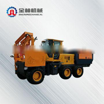 Mat Machine For Piling Hydraulic Statical