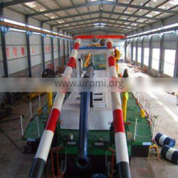 """3500m3/h 16"""" Hydraulic Sand and Mud Suction Dredging Equipment"""