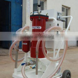 Portable Oil Filter Unit LYJ Hydraulic Portable Mobile Filter Cart