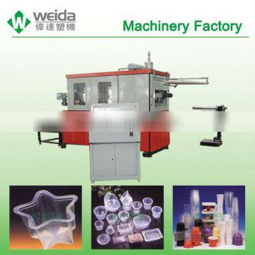Fully automatic New design hydraulic plastic cup making machine