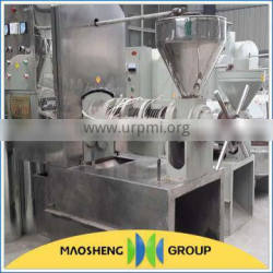 good quality castor seeds oil squeezing machine