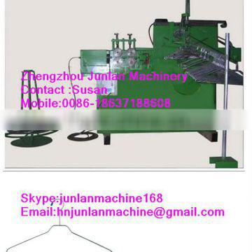 pvc coated plastic clothes wire hanger machine