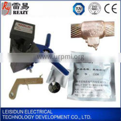 Cadweld Furseweld Thermoweld Exothermic Welding Flux Power