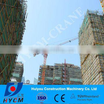 48meter boom length tower cranes alibaba use
