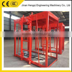 Construction Machine 8t Flat Top Mini Tower Crane CE/ ISO9001 electric tower crane