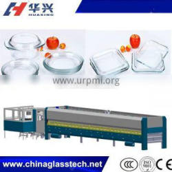 Global Training Automatically Control Microwave Glass Plate Processing Machine