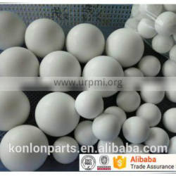 Black White surface alumina ceramic ball