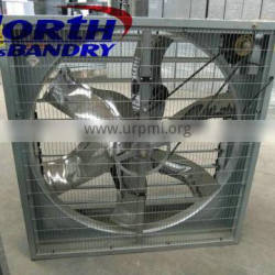 AC Electric Current Type and Aluminum alloy Blade Material Poultry Exhaust Fan