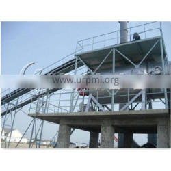 Drying machine for dry mortar plant