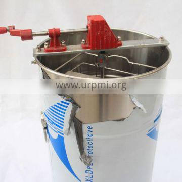2 frames manual honey Extractor