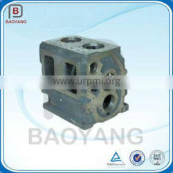 High Quality OEM Cast Iron Gearbox Housing Made in China