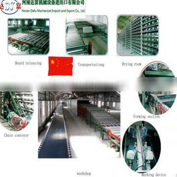 Full automatic gypsum board production machine at low price