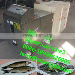 automatic fish all-in-one machine/fish viscera removing machine/fish scale removing machine