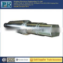 Manufacturer supply high precision customized stainless steel cnc machining forging