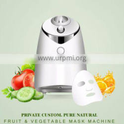 2016 Best Selling Home Use DIY Natural Fruit&Vegetable Automatic Face Mask Machine