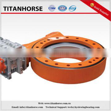 slewing drive with encoder
