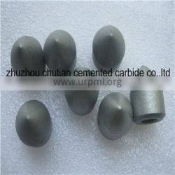 high quality zhuzhou factory cemented carbide button bits for mining