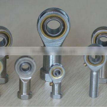 Hydraulic rod ends GAL...UK 2RS made of a maintenance-free radial spherical bearing GE...UK 2RS and rod body surface