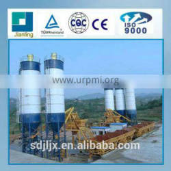 ISO approved100M3/h concrete batch plant for sale with factory price