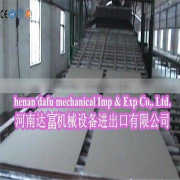 Superfine Gypsum Board Production Line Equipment with Factory Price