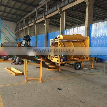 With price lower cost small trommel screen for sale