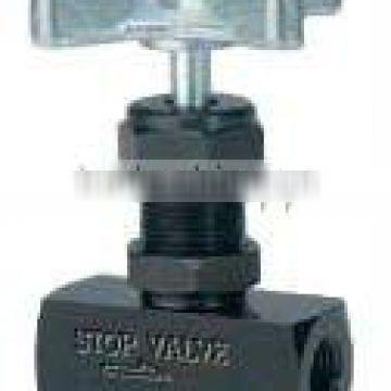 "1/4"" PT STEEL NEEDLE VALVES (GS-7951F01)"