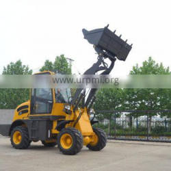 grain bucket mini articulated loader with ce certification