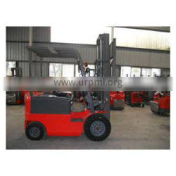 1.5t 4 wheels electric forklift truck with traction battery