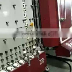 Vertical Automatic Insulating Glass Outside Assembly Gas Fillng Production Line in China supplier with good after-service