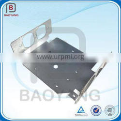 oem ISO steel precision stamping part with zinc plate