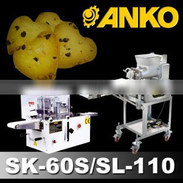 Anko Small Walnut Automatic Industrial Ice Box Cookie Dough Cutter