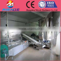 Multilayer boiling hot air dryer for shredded coconut meat drying (SMS:0086 13603989150)