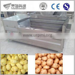 High Quality And Stable Performance cassava peeling and washing machine
