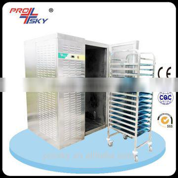 Commercial Fast Blast Freezer Tunnel