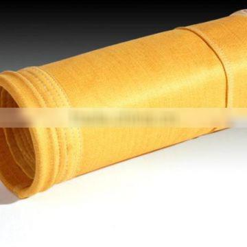 non woven P84 filter material / filter cloth / dust filter bag