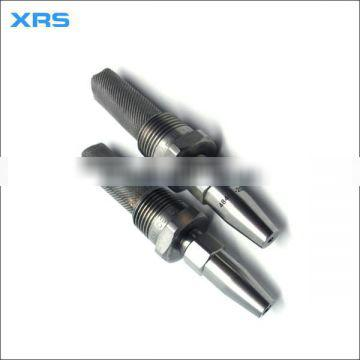 stainless steel deckle edge trimming solid stream water nozzle high pressure