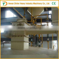Low cost sunflower seed oil solvent extraction machine