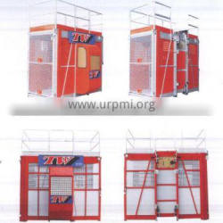 SC120 lift material construction elevator