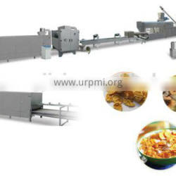 Full Automatic Breakfast Cereal & Corn Flakes Making Machine/processing line