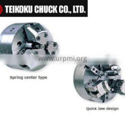 Durable metal processing equipment TEIKOKU Chuck with High-precision made in Japan