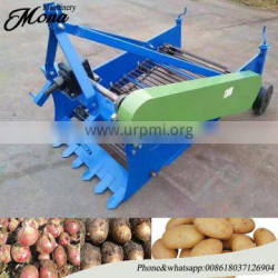 Tractor 3point sweet potato digger machinery for sale,one-row potato harvester