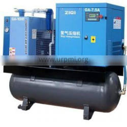 Profession quality portable combined mobile air compressor prices