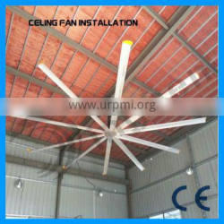 ALL SIZES SUPPLIER BIG WIND LARGE Industrial ceiling fan winding machine