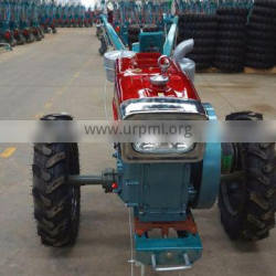 QLN 8-20HP machine tractor mini walking tractor for agricultural use
