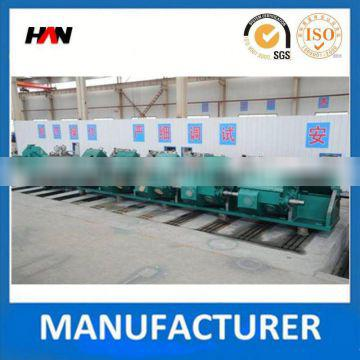 hot sale used steel cold rebar rolling mill
