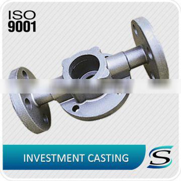 Stainless steel Lost wax casting valve body