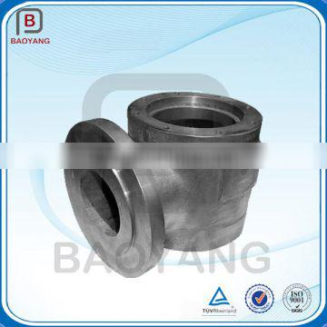 China OEM sand cast iron valve body