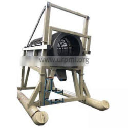 mobile trommel gold screening machine for sale gold mining equipment